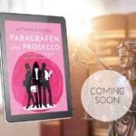 Paragrafen und Prosecco – Justitia und andere Katastophen kann vorbestellt werden